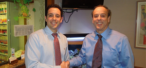 Drs. Allen and Randall Davis | Center for Advanced Dentistry - Manalapan, NJ