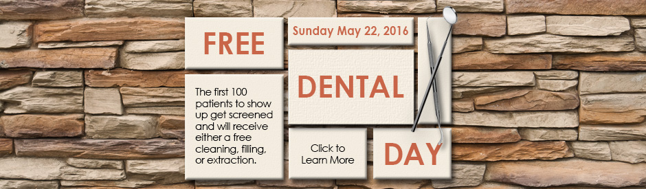 Free Dental Day | Center for Advanced Dentistry - Manalpan, NJ